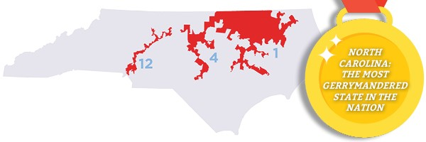 Elimination of Gerrymandering