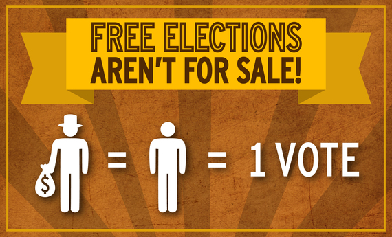 You Want Truly FREE Elections?