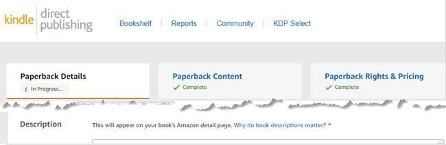 Format Your KDP Book Description in One Try!